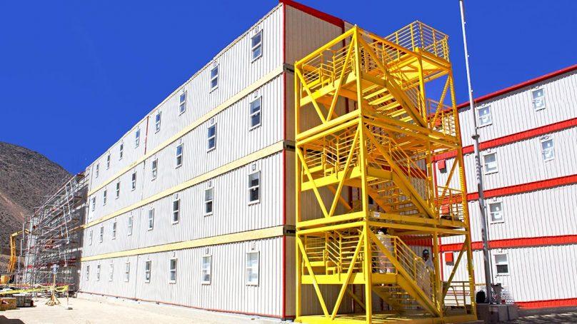Soluciones para campamentos de Promet se imponen en Quellaveco y Mina Justa